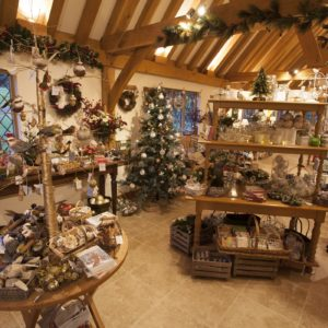 Pashley Manor Gardens Christmas Shop By Chris Price
