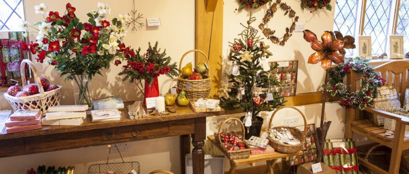 Christmas Gift Shop Open 2nd To 13th December